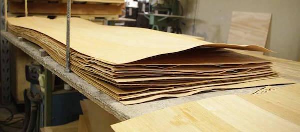 GamuT-dun gesneden hout