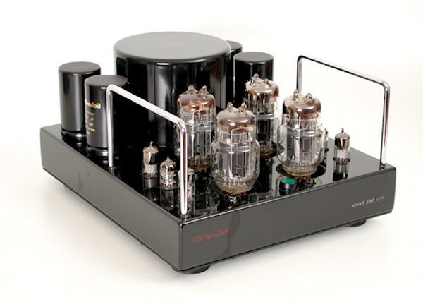 Graaf GM20 OTL tube amp
