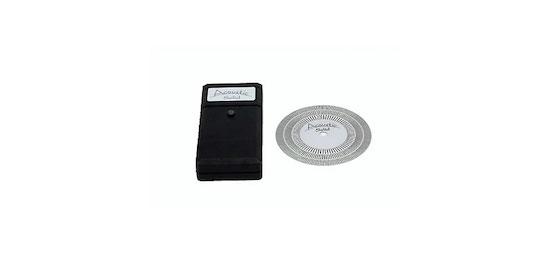 Stroboskoop licht draaitafel
