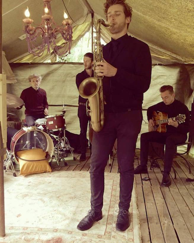 Tom Leeuwenburg Jazz Kwartet