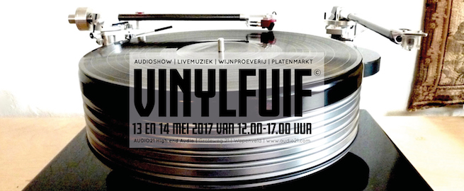 VinylFuiF 2017 Nottingham analogue dais