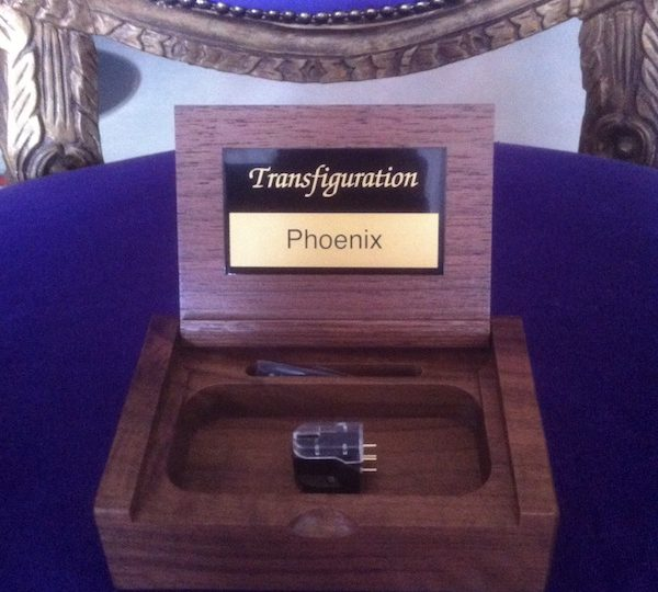 Draaitafel elementen van Transfiguration