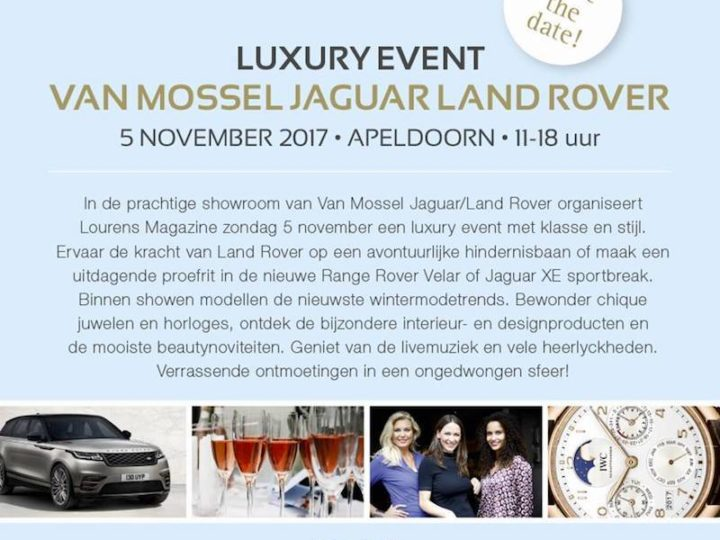 AUDIO21 op Luxury Event