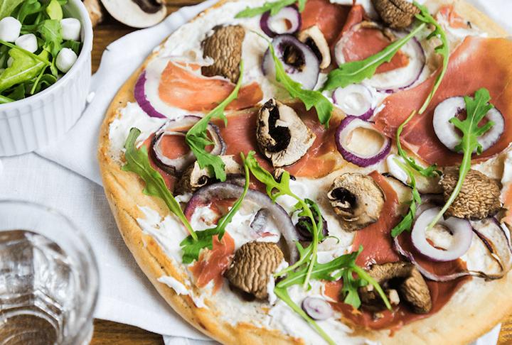 Pizza tip: Bloemkoolpizza!