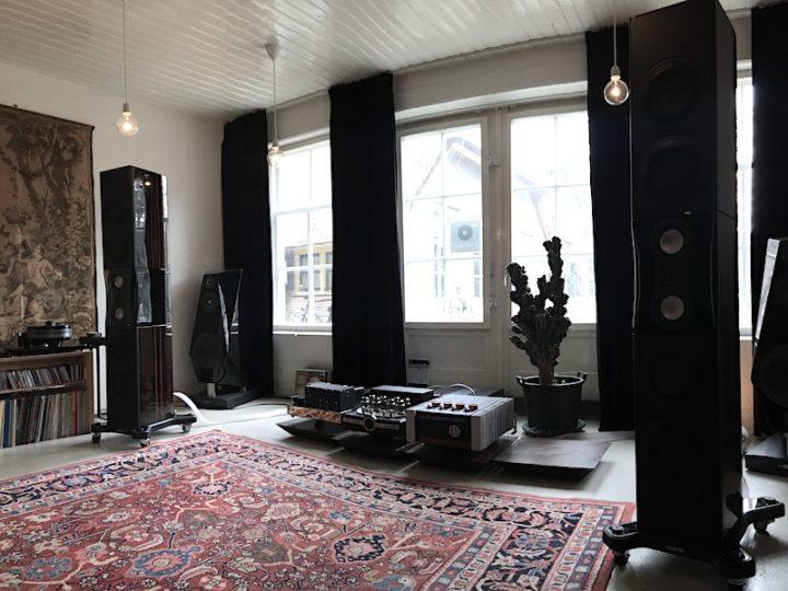 Op bezoek bij AUDIO21: PL500 Platinum