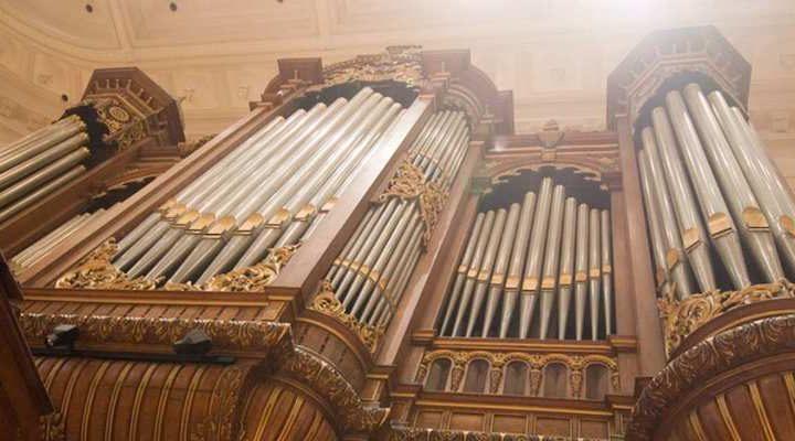 Maarschalkerweerdorgel in Concertgebouw