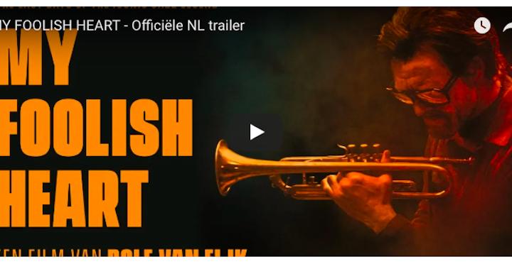 Filmtip: Chet Baker 'My foolish heart'