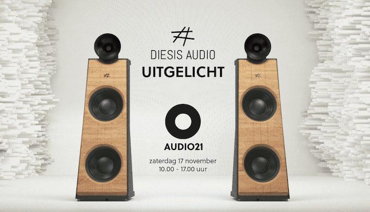 UITGELICHT op zaterdag 17 november: DIESIS AUDIO 'Ludos'