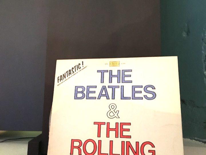 Elpee: Beatles en Stones