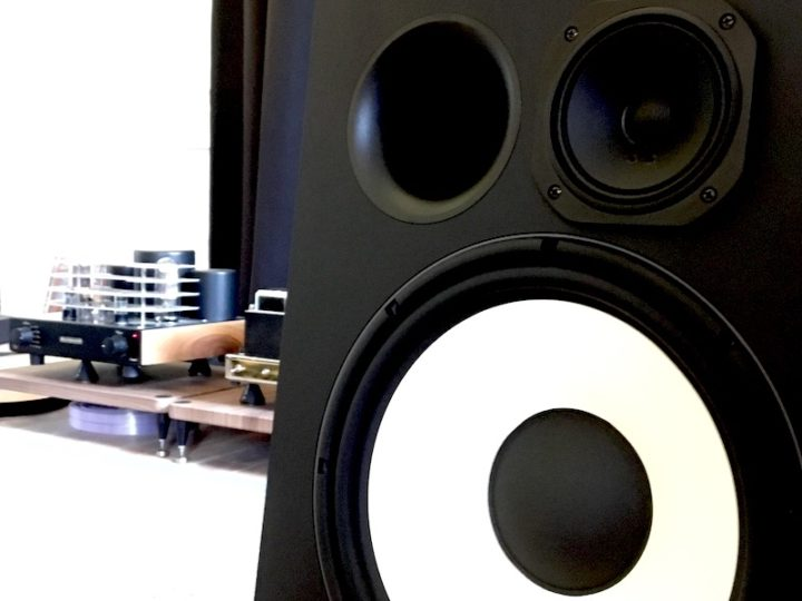 Bezoeker bij AUDIO21: JBL L100 classic