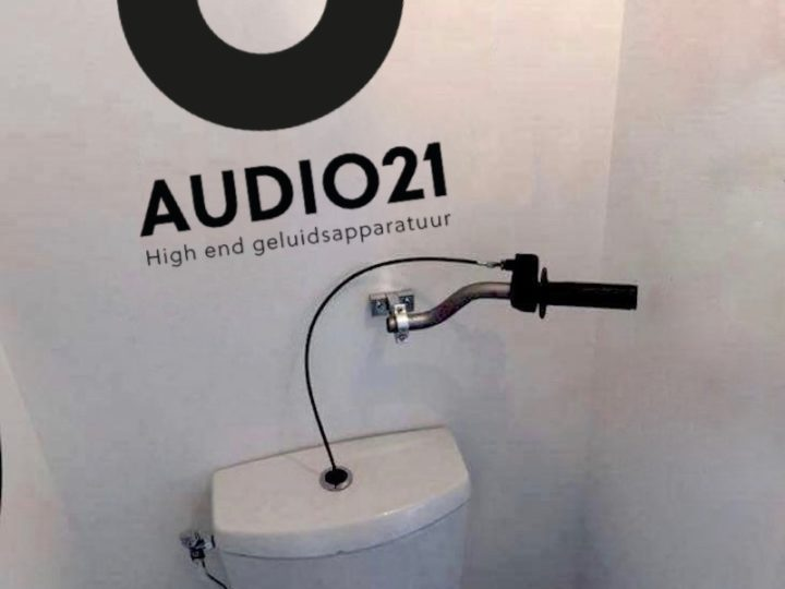 Nieuws: toilet aanpassingen
