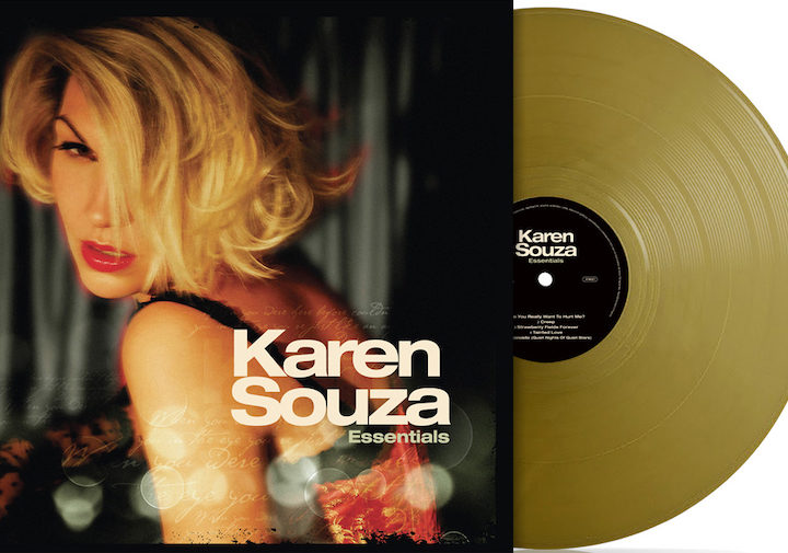 LP tip: Karen Souza Essentials