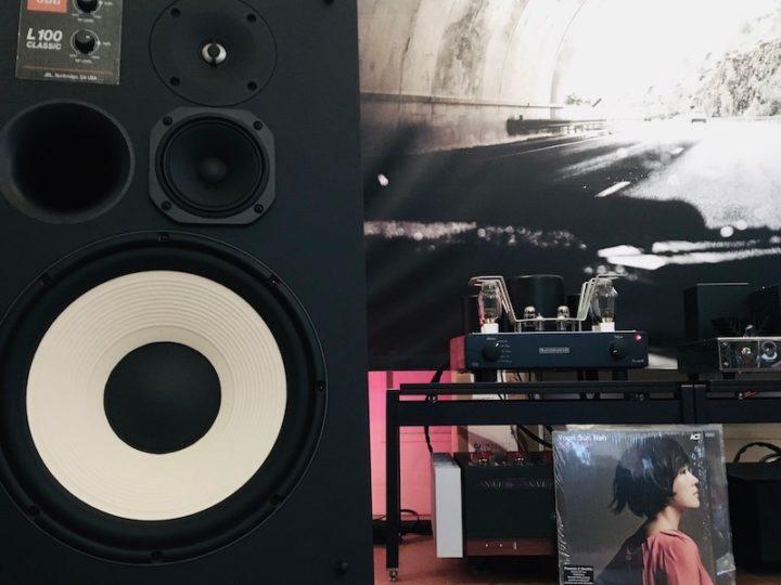 JBL L100 Classic en MastersounD EVO 300B