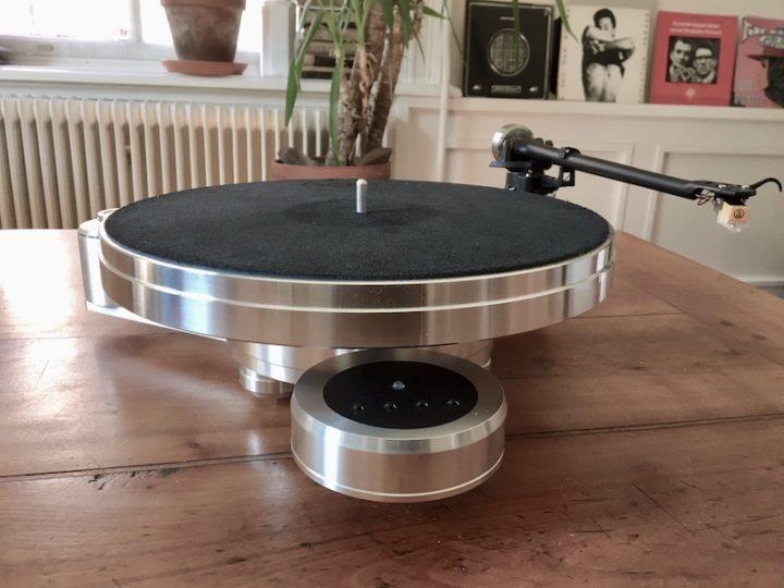 Nieuws: Acoustic Solid 110 Metall nieuw model
