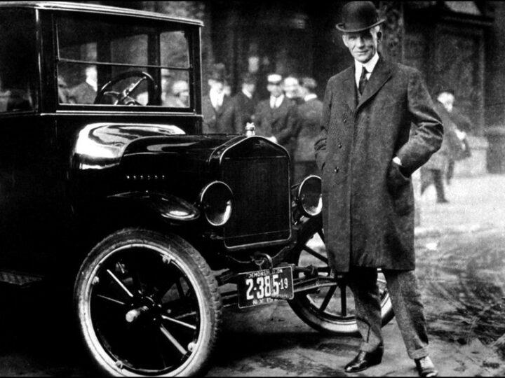 Gold Note en Henri Ford